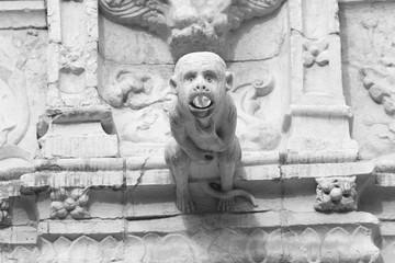 gargoyle Monastery Jerónimos