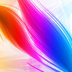 Colorful abstract background, creative style illustration.