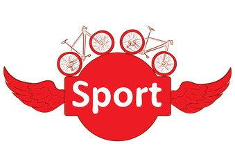 Sport and bicycles