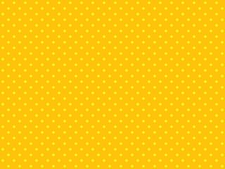 Punktemuster orange gelb