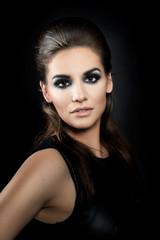 Glamour make-up (Miriam Wo)