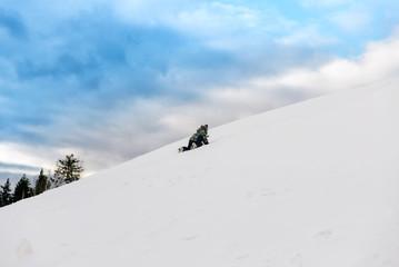 Rise uphill
