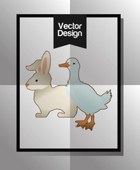 Farm icon design