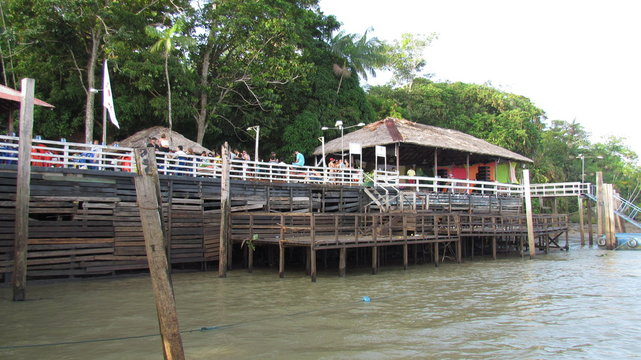 Ilha do Cumbu Belém PA