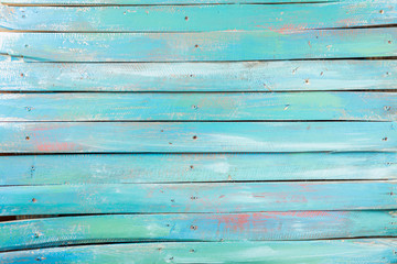 Vintage wood background with streaking paint
