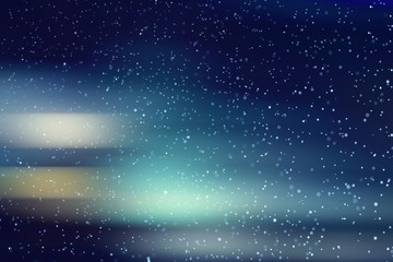 abstract background blur motion blue gradient snow