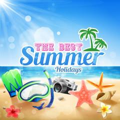 the best summer on the beach