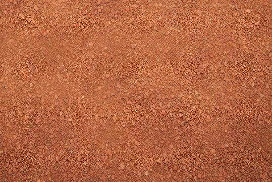 Red dirt high resolution texture.