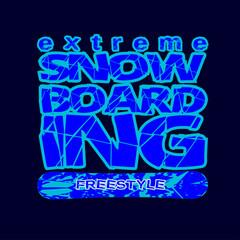 skateboarding, t-shirt, typography
