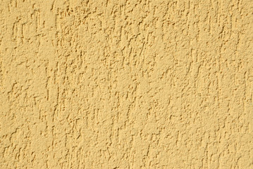Yellow concrete backgroud