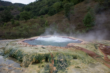 Mineral Hot Spring