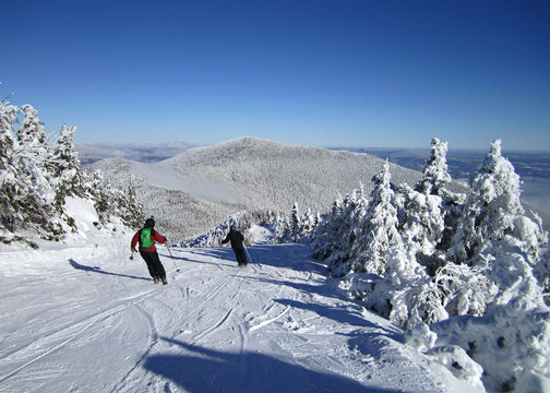 Smugglers' Notch Mountain, Vermont
