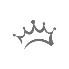 line crown logo