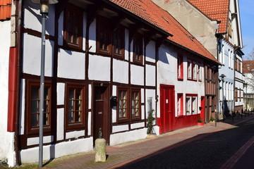 Fachwerk in Stadthagen