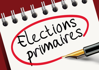 Elections primaires - démocratie