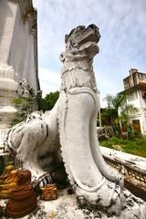 Tungyou Temple in chiangmai Thailand