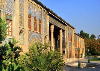 Teheran - Fassade