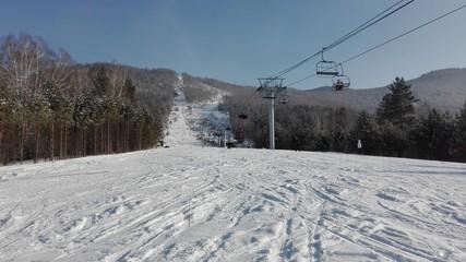 ski slope, nature, panorama, travel, skiing, snowboarding, vertex