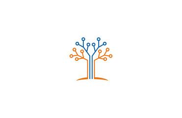 tree electric logo