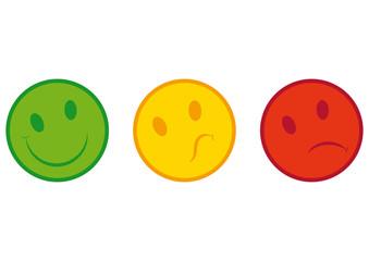 Set Smileys Emoticon