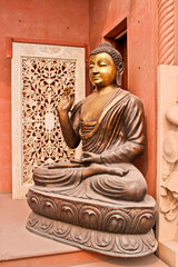 статуя Будды, Агра