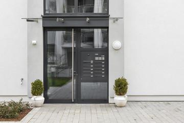 Haustür Gebäude Wohnung