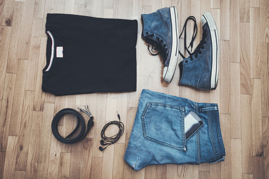 men casual outfit