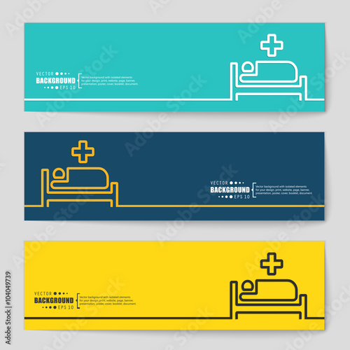 Abstract creative concept vector background for Web and Mobile ...