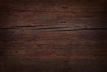 Dunkle Holztextur