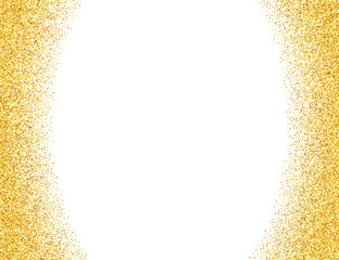 Pics For > White And Gold Glitter Background