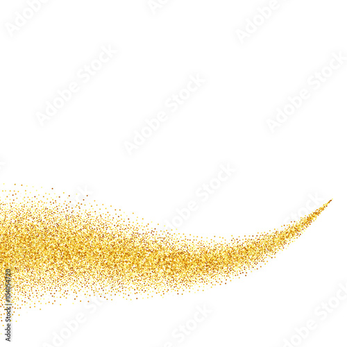 quotvector gold glitter abstract background golden sparkles