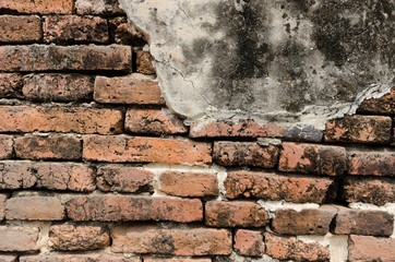 old bric wall texture and background