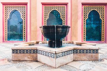 Fountain Morocco
