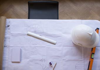 Architect concept