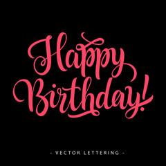 Happy Birthday Inscription 1