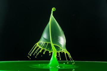 Sculpture of Liquid