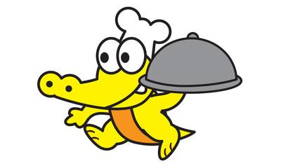 Chef Crocodile