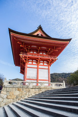 architecture of Japanese temple shrine