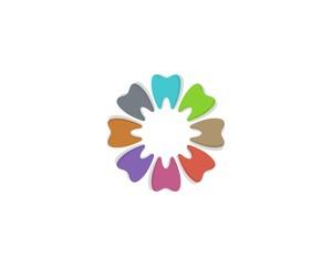 Dental Care Logo Template 3