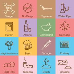 drug outline design