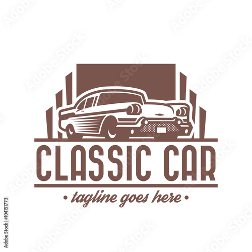 quot vintage car logo template quot  stock image and royalty free muscle car logo images classic muscle car logos