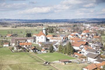 view to Eschenlohe