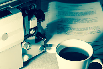 Writing screenwriter super 8 time