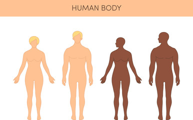 Set of humans