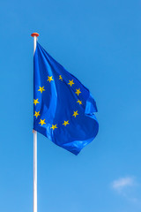 Official flag of the European Union