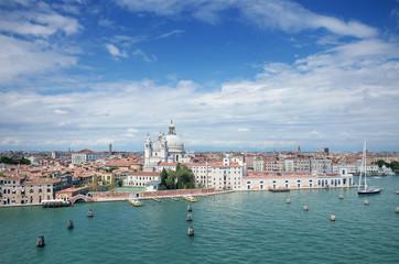 Scenic view of Venice cityscape