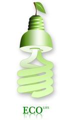 Lamp Eco Life
