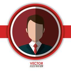 avatar person  design