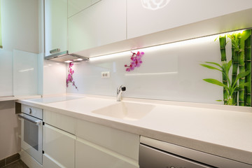 Obraz Kitchen interior - fototapety do salonu