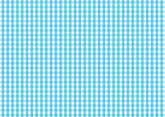Two toned blue and white checkered background